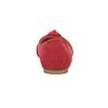 Czerwone baleriny zkokardami bata, czerwony, 529-5637 - 16