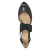 Skórzane czółenka damskie insolia, czarny, 624-6643 - 15