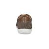 Skórzane trampki męskie wnieformalnym stylu weinbrenner, brązowy, 846-4805 - 15