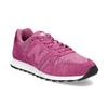 Różowe trampki damskie wsportowym fasonie new-balance, różowy, 503-5874 - 13