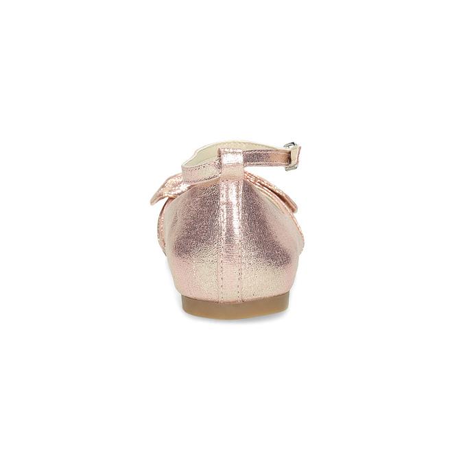 Różowe baleriny zdużymi kokardami mini-b, różowy, 329-5227 - 15