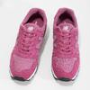 Różowe trampki damskie wsportowym fasonie new-balance, różowy, 503-5874 - 16