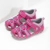 Różowe sandały dziecięce bubblegummer, 161-5609 - 26