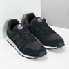 Czarne trampki damskie wsportowym stylu new-balance, czarny, 503-6874 - 26