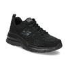 Czarne sportowe trampki Skechers skechers, czarny, 509-6321 - 13
