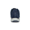 Granatowe nieformalne trampki męskie geox, niebieski, 849-9002 - 15