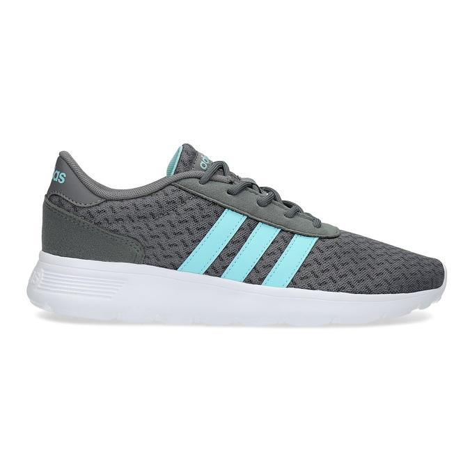Szare trampki damskie Adidas adidas, szary, 509-2435 - 19