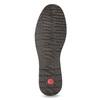 Skórzane mokasyny męskie wstylu loafersów, beżowy, 816-8600 - 18