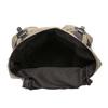 Plecak zmateriału tekstylnego, zkieszeniami bata, beżowy, 969-8685 - 15