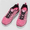 Różowe trampki Skechers skechers, różowy, 509-5530 - 16