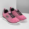 Różowe trampki Skechers skechers, różowy, 509-5530 - 26