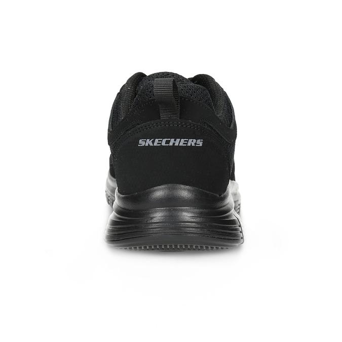 8096805 skechers, czarny, 809-6805 - 15