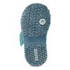 Skórzane obuwie dziecięce za kostkę bubblegummer, niebieski, 113-9608 - 18