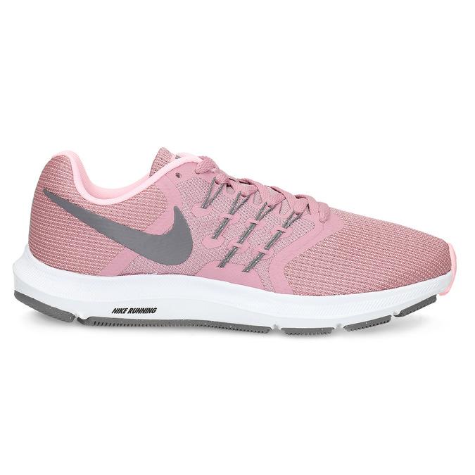 Różowo-szare trampki damskie nike, różowy, 509-5854 - 19