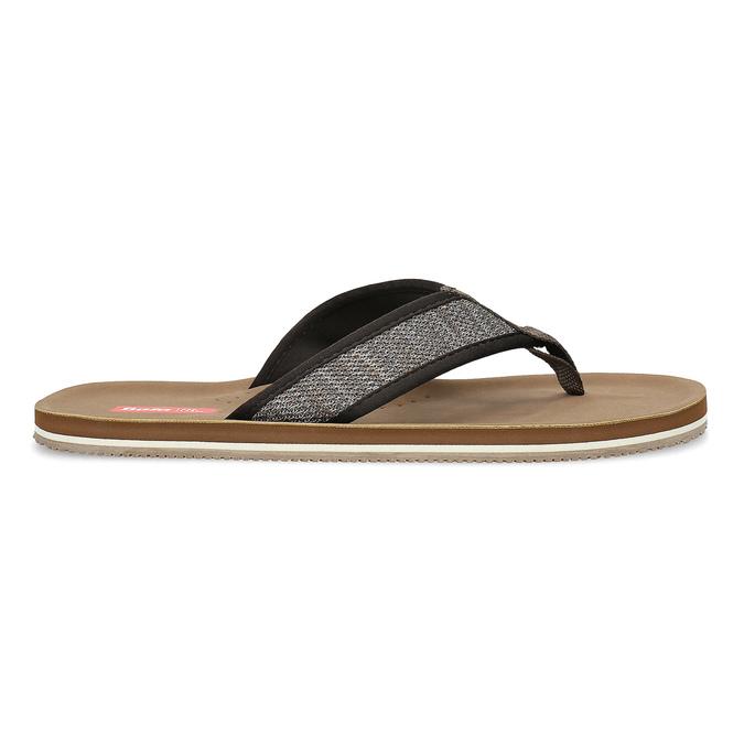 Brązowe japonki męskie bata-red-label, brązowy, 879-4613 - 19
