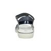Granatowe sandały dziewczęce zkryształkami mini-b, niebieski, 361-9612 - 15