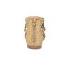 Sandały zpaskami wstylu etno bullboxer, beżowy, 361-8611 - 15