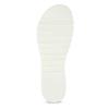 Niebieskie skórzane sandały damskie weinbrenner, niebieski, 566-9643 - 18