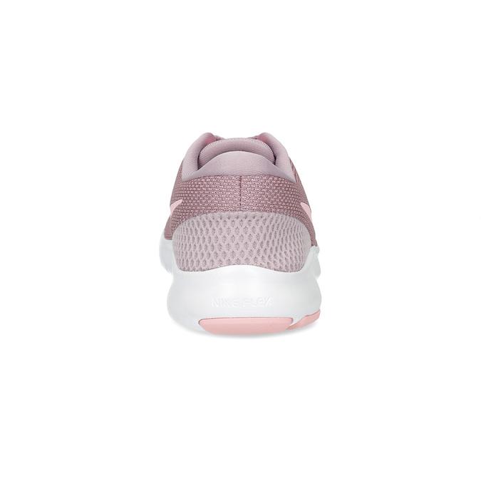 Różowe trampki damskie wsportowym stylu nike, różowy, 509-5850 - 15
