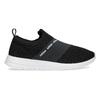 Czarne wsuwane trampki adidas, czarny, 509-6565 - 19