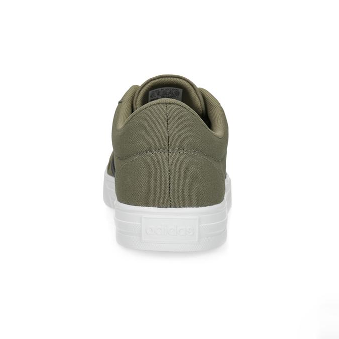 Trampki męskie wkolorze khaki adidas, khaki, 889-7235 - 15