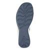 Niebieskie skórzane sandały wstylu outdoor weinbrenner, niebieski, 566-9634 - 18