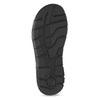 Skórzane sandały męskie na rzepy weinbrenner, szary, 866-2642 - 18