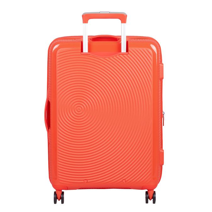Pomarańczowa walizka na kółkach american-tourister, pomarańczowy, 960-5614 - 26