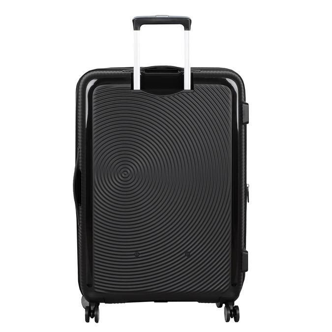 Twarda czarna walizka na kółkach american-tourister, czarny, 960-6613 - 26