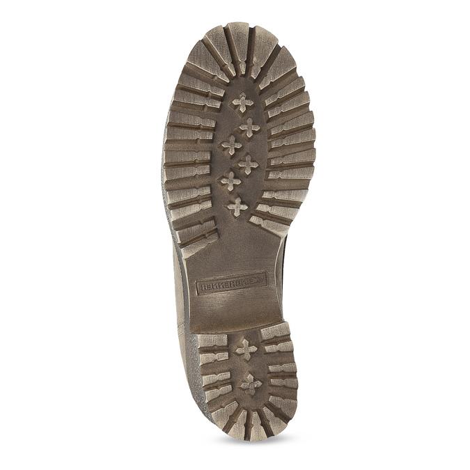 Zimowe buty damskie ze skóry weinbrenner, brązowy, 696-4336 - 18
