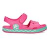 Różowe sandały dziewczęce coqui, różowy, 372-5658 - 19