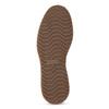 Zimowe obuwie męskie za kostkę bata, brązowy, 896-3677 - 18