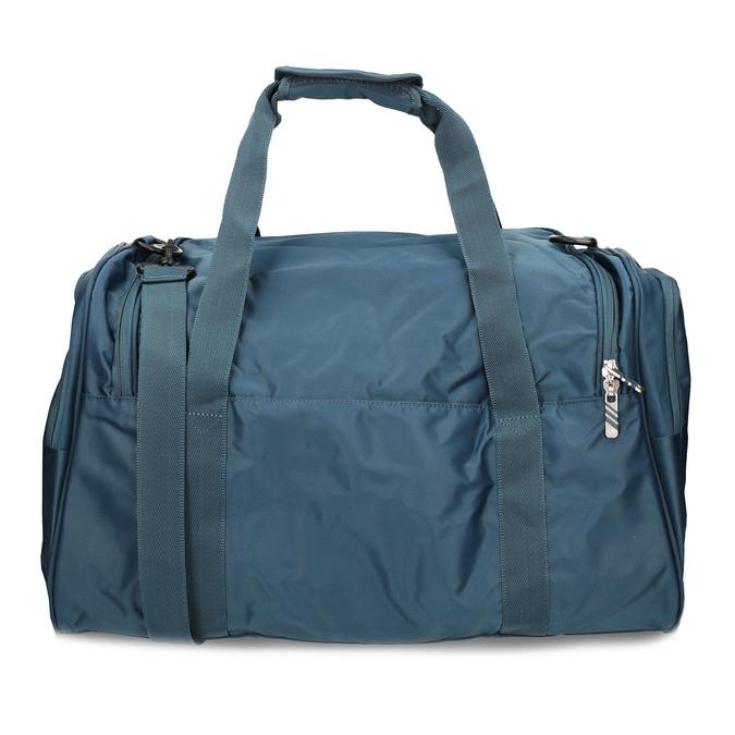 Torba podróżna z odpinanym paskiem na ramię. roncato, niebieski, 969-9725 - 16