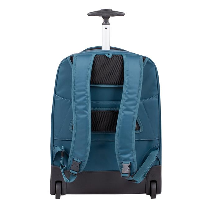 Plecak i walizka w jednym roncato, niebieski, 969-9724 - 26