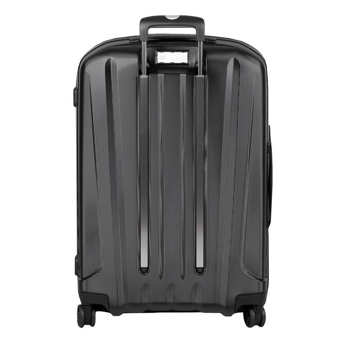 Średnia twarda walizka czarna roncato, czarny, 960-6736 - 26