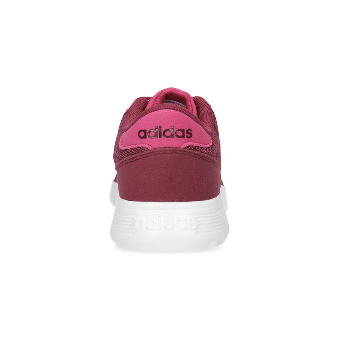 Różowe trampki dziecięce wmelanż adidas, różowy, 409-5188 - 15