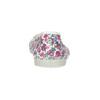 Kapcie dziecięce wkwiatki bata, biały, 379-5001 - 15