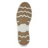 Męskie tenisówki do kostek brązowe bata-red-label, brązowy, 841-3626 - 18