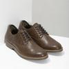 Brązowe półbuty męskie bata-red-label, brązowy, 821-4606 - 26