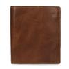 Brązowy skórzany portfel męski bata, brązowy, 944-3217 - 26