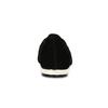 Skórzane loafersy damskie zperforacją rockport, czarny, 513-6036 - 15