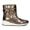 Damskie śniegowce brązowe bata, brąz, 599-8626 - 19