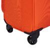 Pomarańczowa walizka zmateriału tekstylnego american-tourister, pomarańczowy, 969-8172 - 16