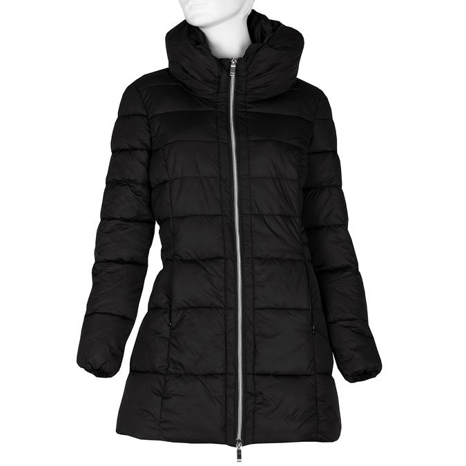 Czarna zimowa kurtka damska bata, czarny, 979-6348 - 13