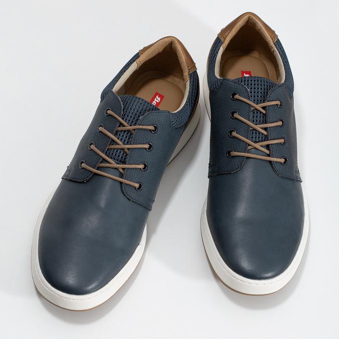8419606 bata-red-label, niebieski, 841-9606 - 16