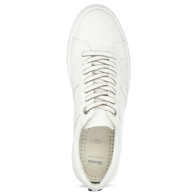 8441649 bata, biały, 844-1649 - 17