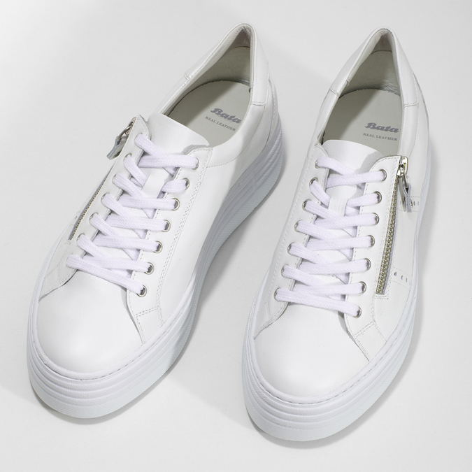 5441602 bata, biały, 544-1602 - 16
