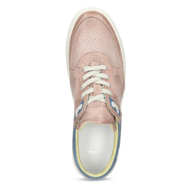 8465735 bata, różowy, 846-5735 - 17