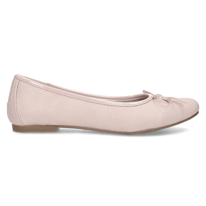 5218651 bata, różowy, 521-8651 - 19