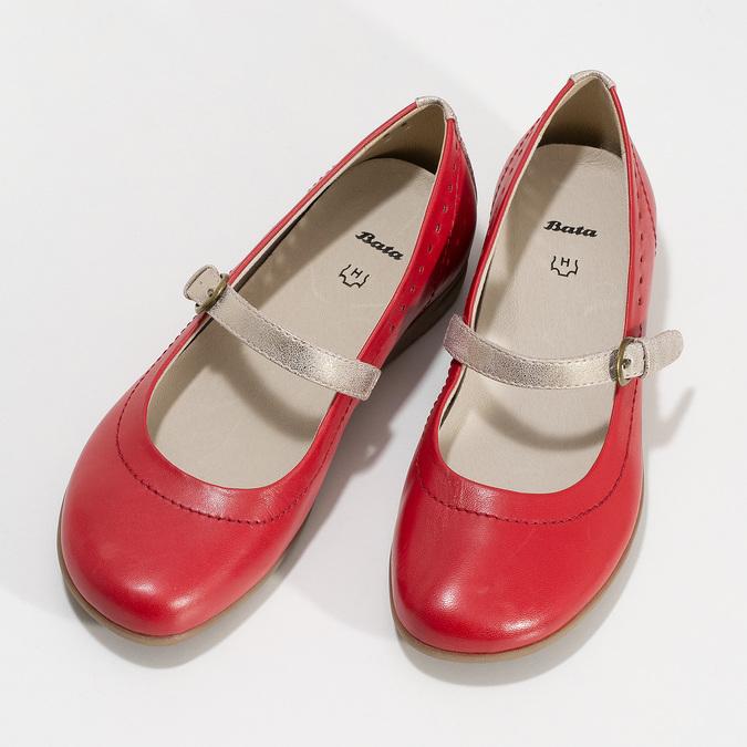 5245670 bata, czerwony, 524-5670 - 16